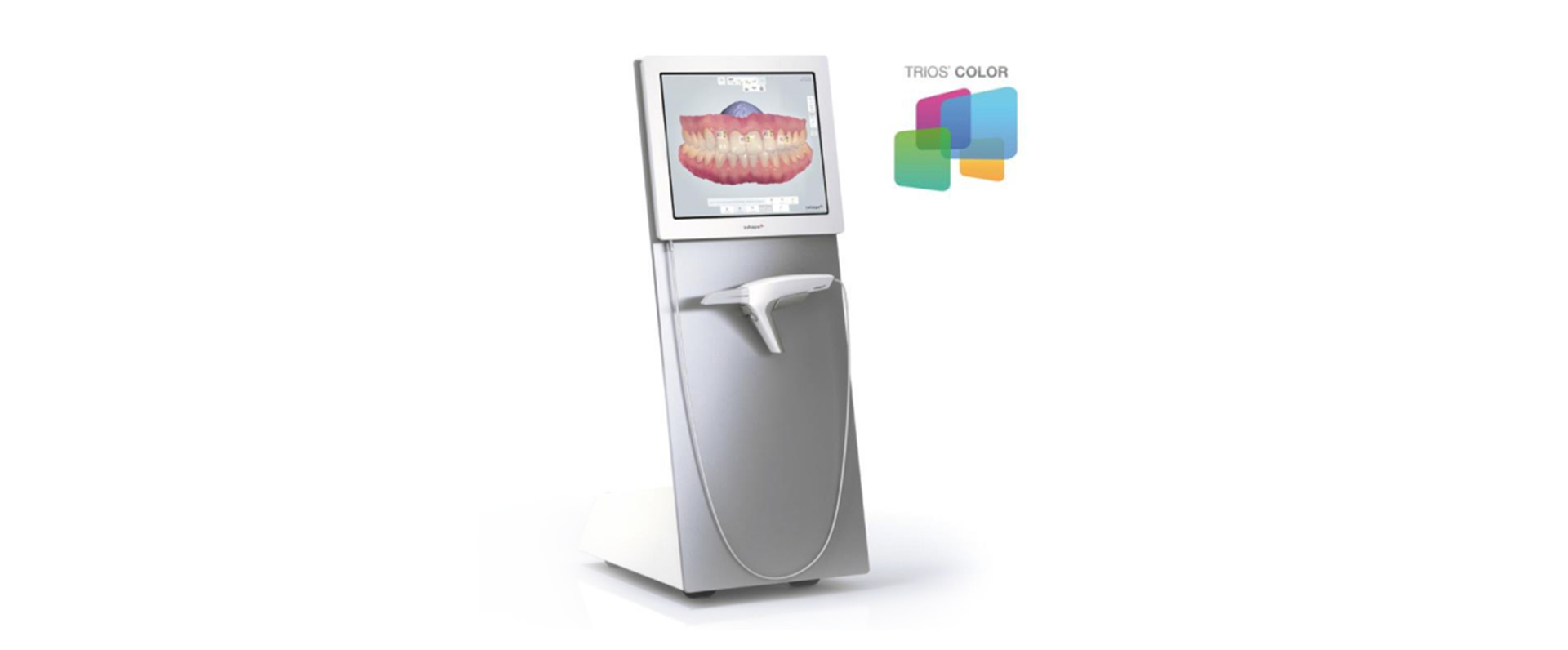 Dentixx Egypt | Products - CAD/CAM Systems - 3Shape Trios